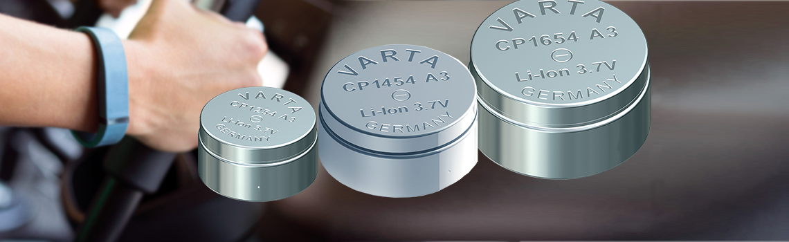 CoinPower from VARTA Microbattery