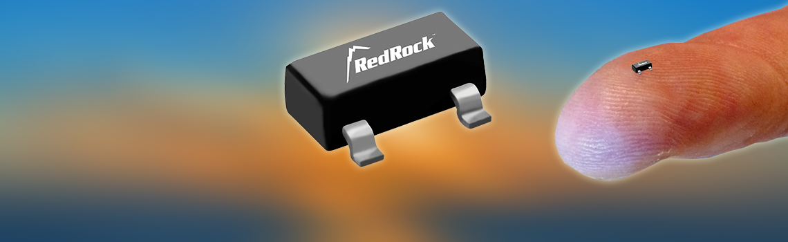 RedRock magnetic sensors and switches