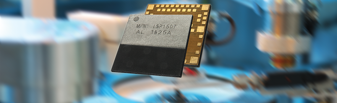 ISP1507-AL low cost standalone BLE node