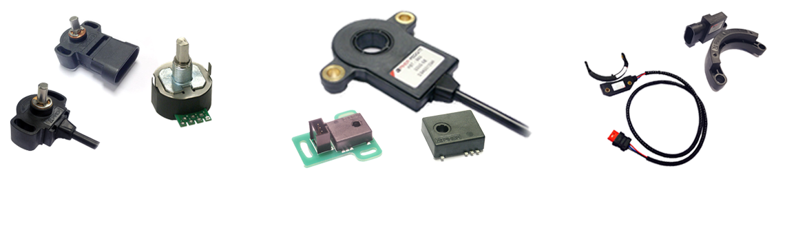 True contactless position sensors