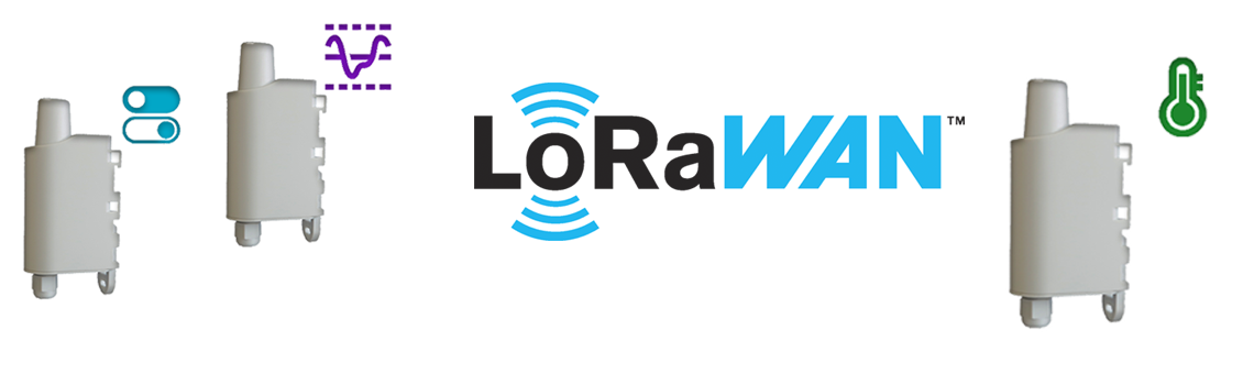 LoRaWAN ready-to-use radio transmitter