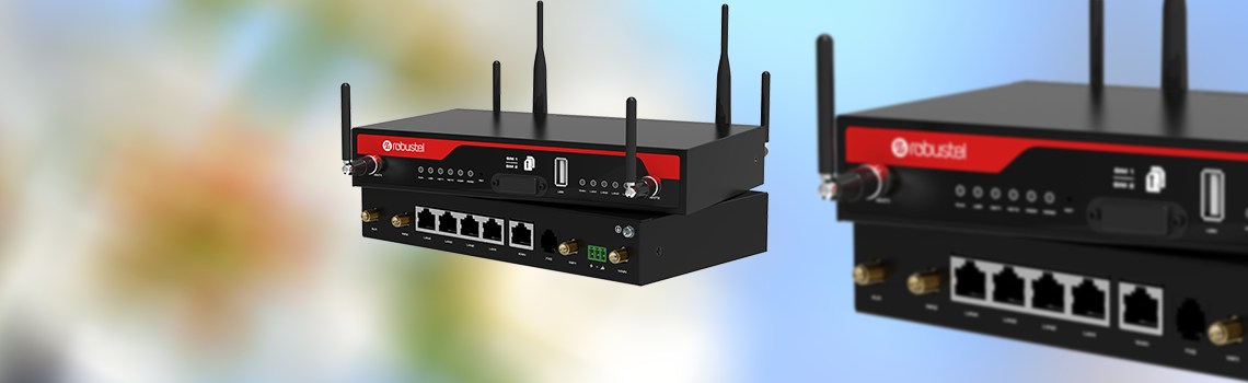 All-in-one dual 4G LTE router with voice