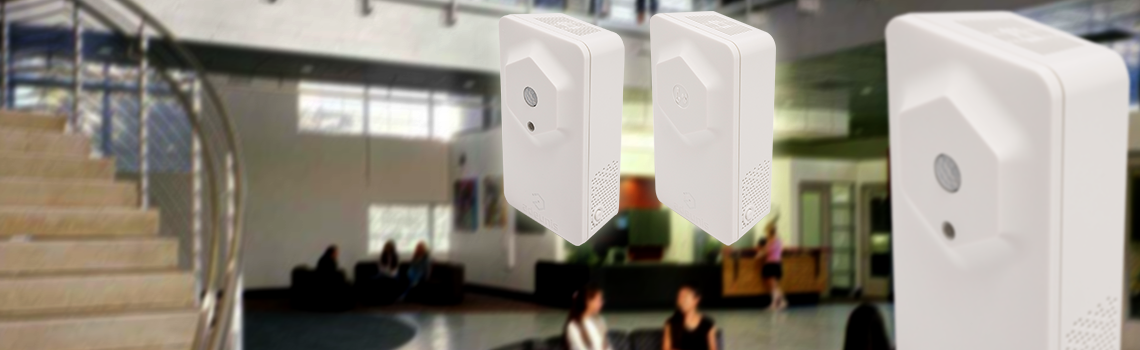 Smart building sensors - MOTION and COMFORT