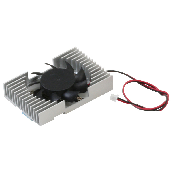 Active cooler (with fan) for UP board
