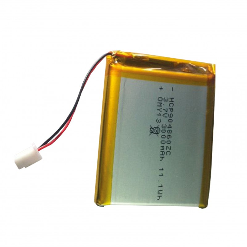 Additional LiPo battery for the S.USV UPs, 3000 mAh / 3.7 V /  11.1 Wh