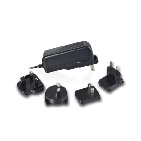 5V/4A wall adapter for UP board with multiplugs power inlet