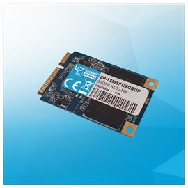 mSATA MLC storage module for UP Squared, SATA III, 0 to +70 °C, with screws (ideal for USB to mSATA for UP Board)