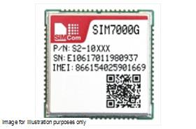 S2-107HW-Z1T5E - Simcom - Global-band LTE NB-IOT Module Quad Band