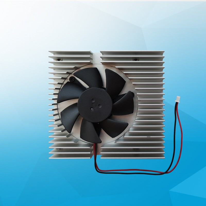 Active cooler (with fan) for UP Squared